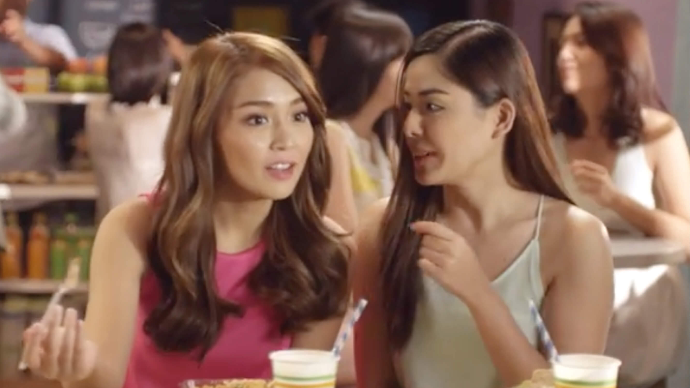 Project  Lunch with Crush  Sunsilk Online