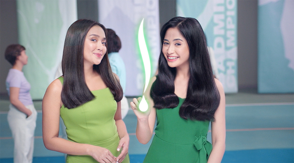 Sunsilk Strong & Long with Kathryn Bernardo