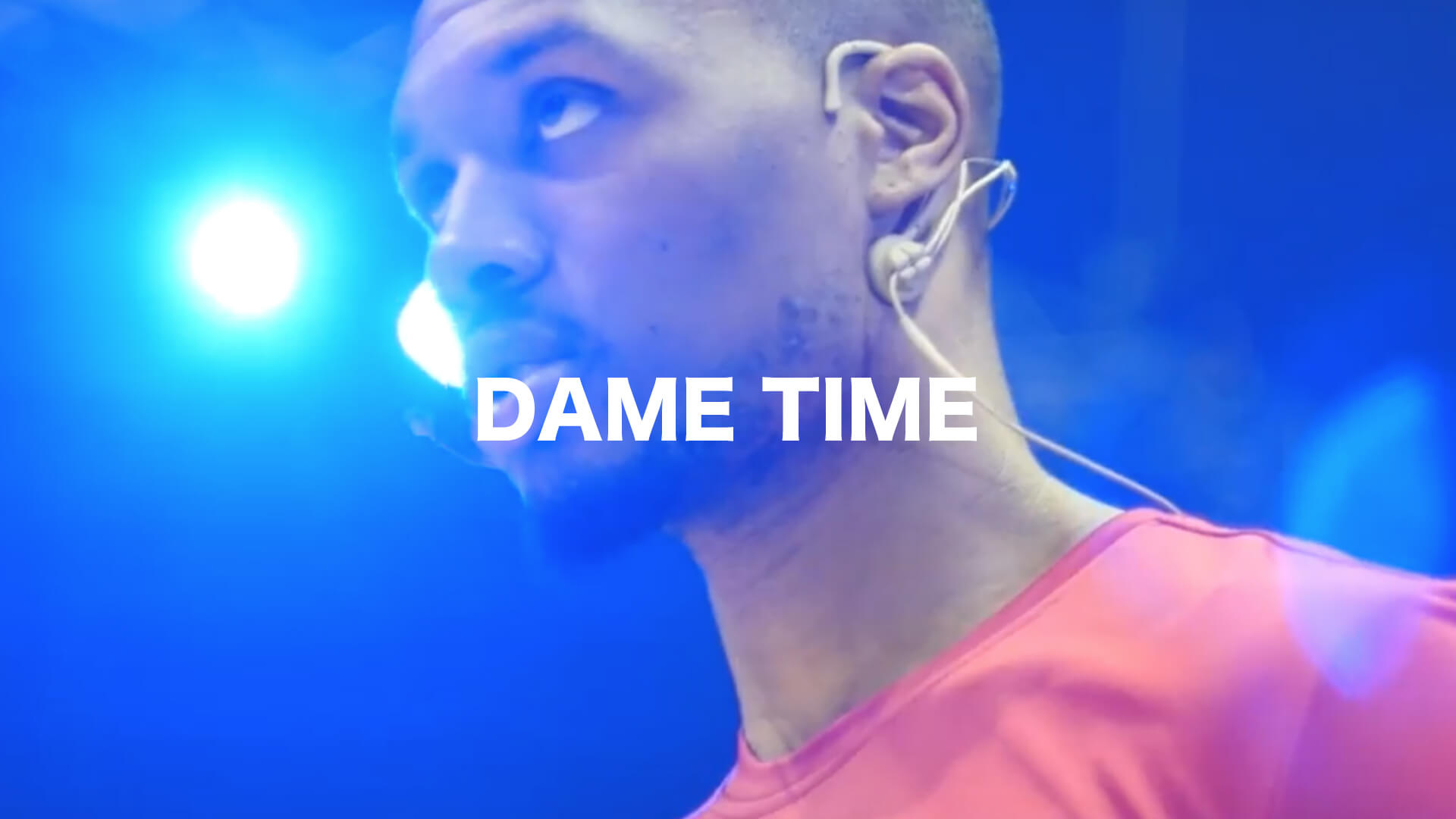 Project  Dame Time Manila  Adidas