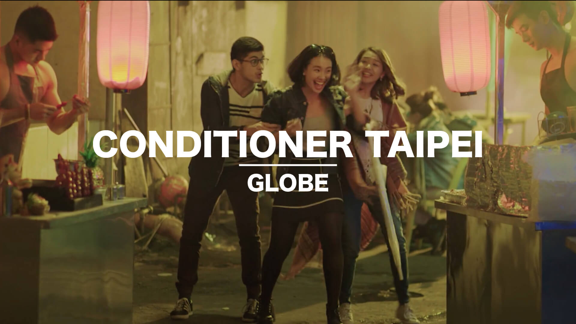Project  Conditioner Taipei  Globe Online