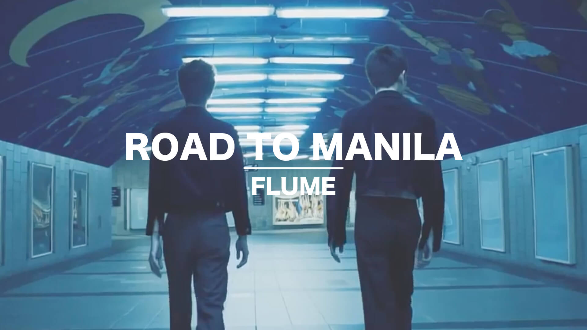 Project  Road to Manila  Flume