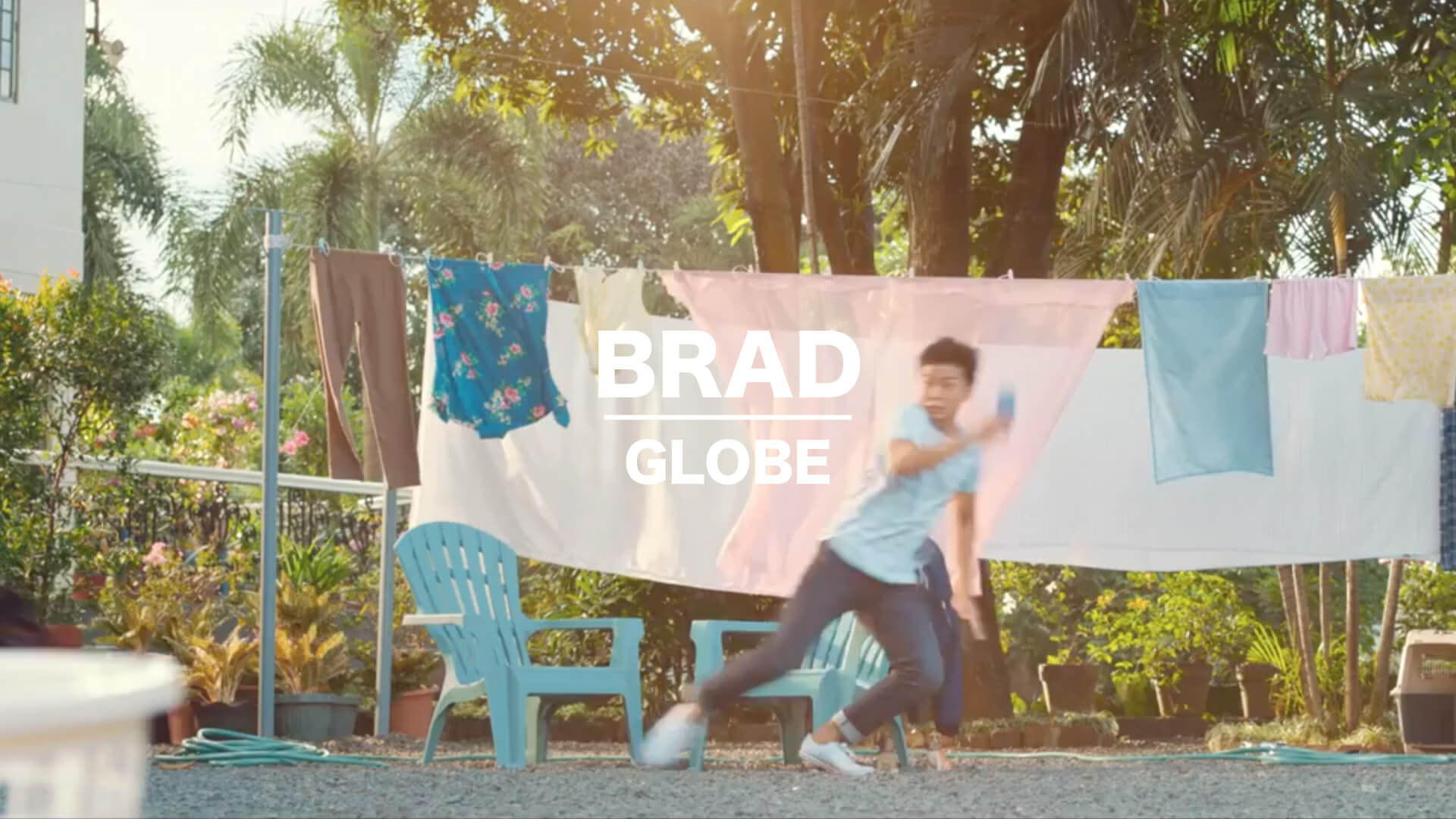 Project  Brad  Globe At Home Online