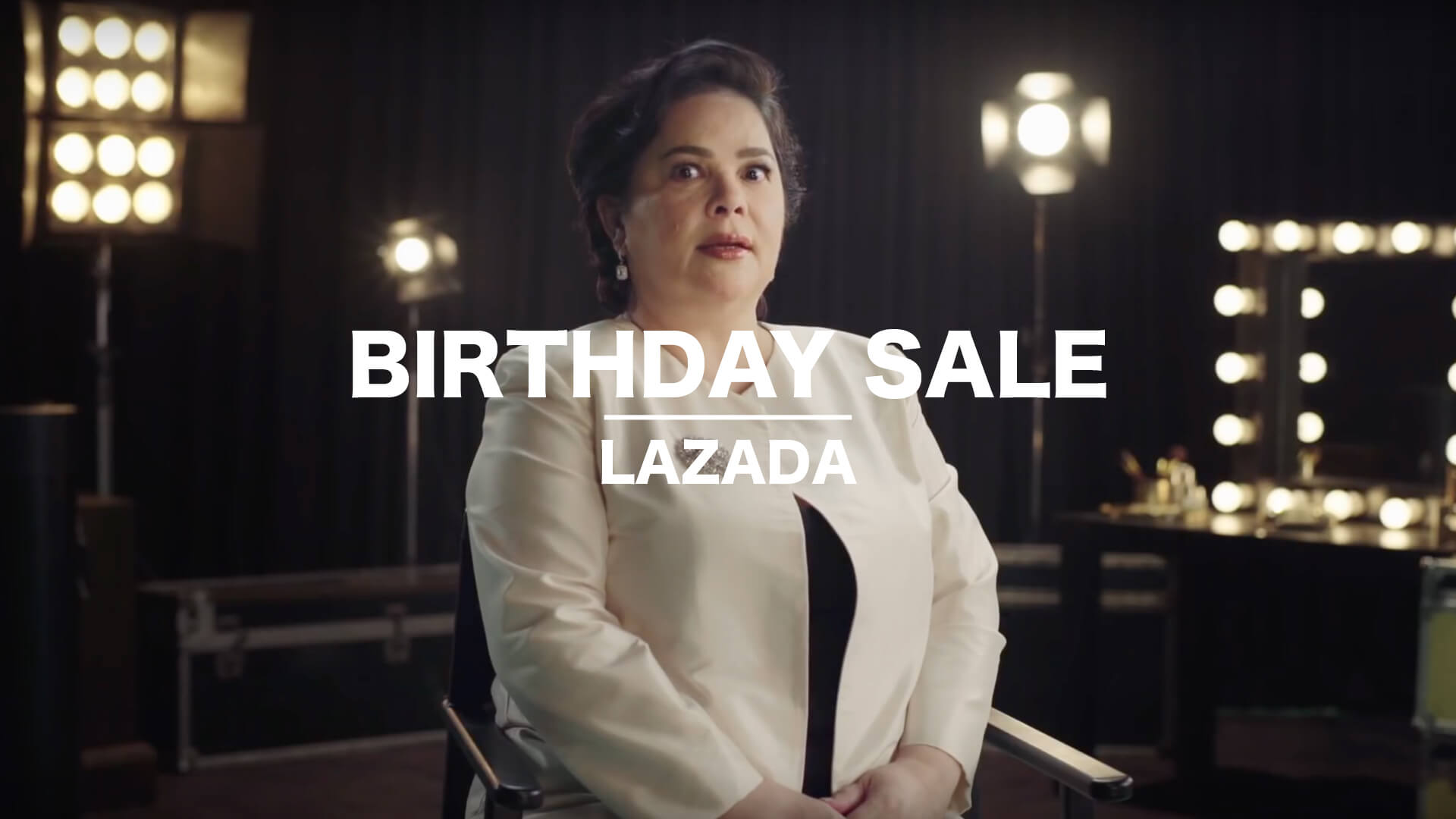 Project  Birthday Sale  Lazada TVC & Online