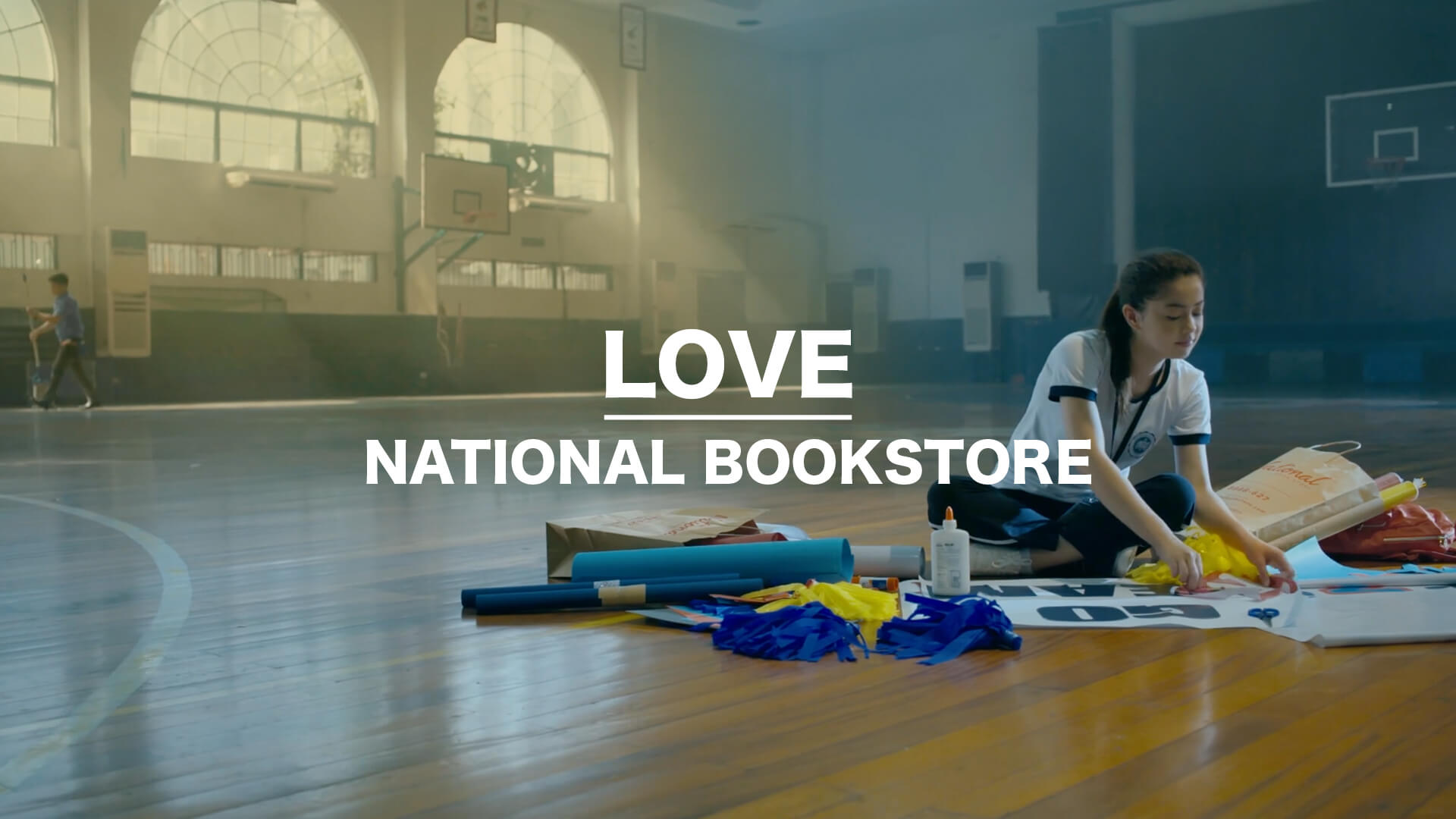 Project  Love  National Bookstore Online
