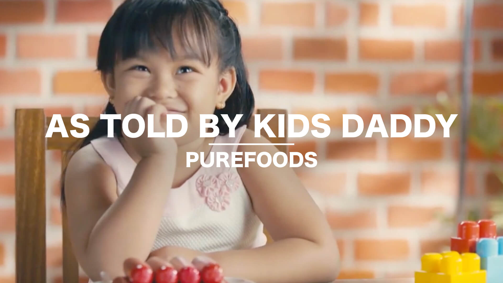 Project As Told By Kids Daddy Purefoods