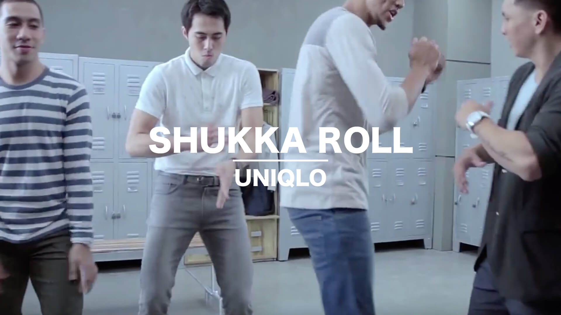 Project  Shukka Roll  Uniqlo Online