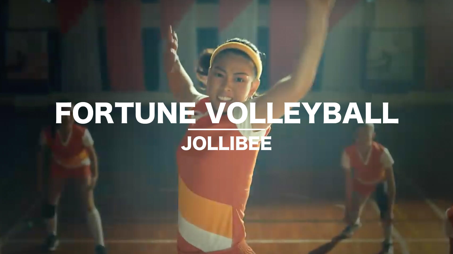 Project Fortune Volleyball Jollibee Digital
