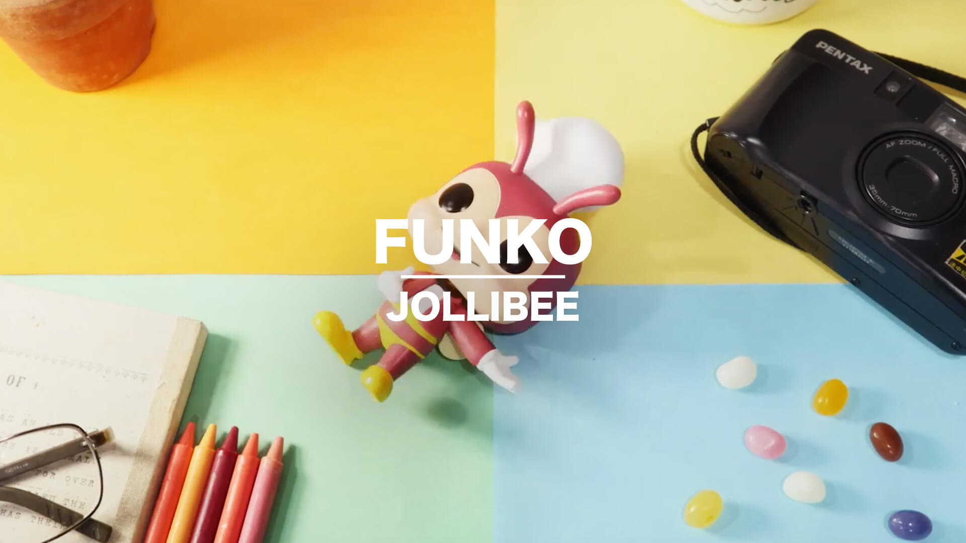 Project  Funko  Jollibee Digital