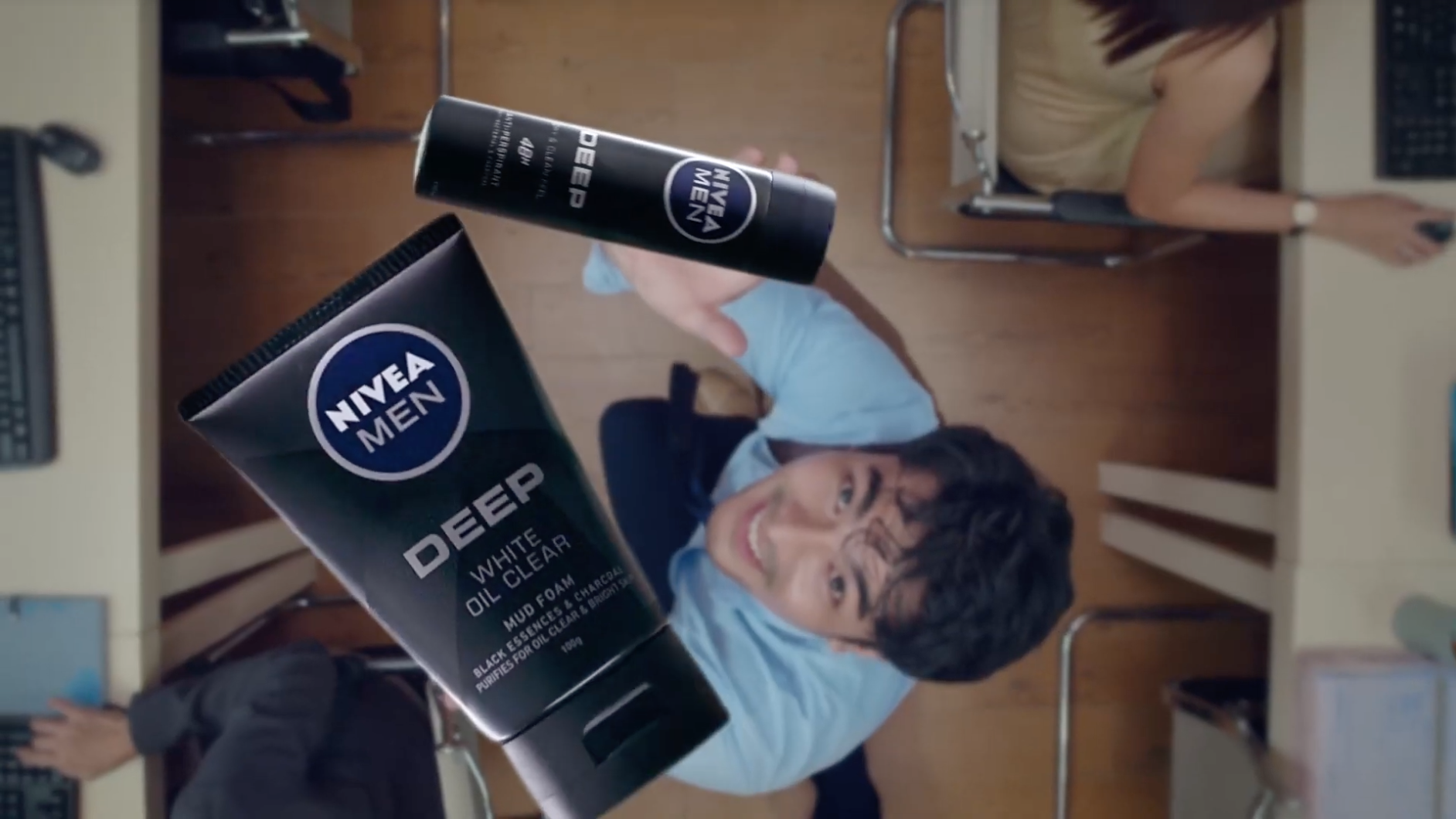 Project   Fathers Day  Nivea Men Digital