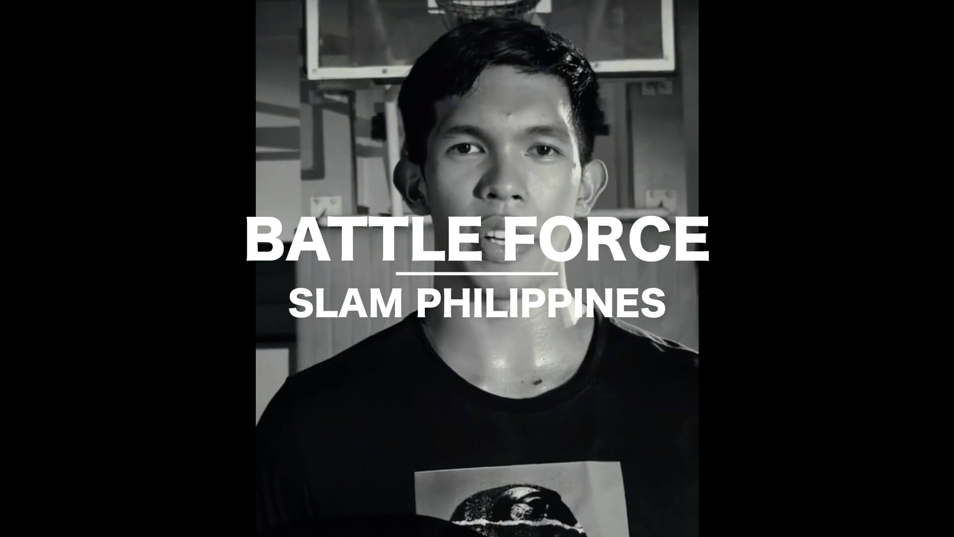 Project Battle Force 2018 Thirdy Ravena Slam Philippines Digital