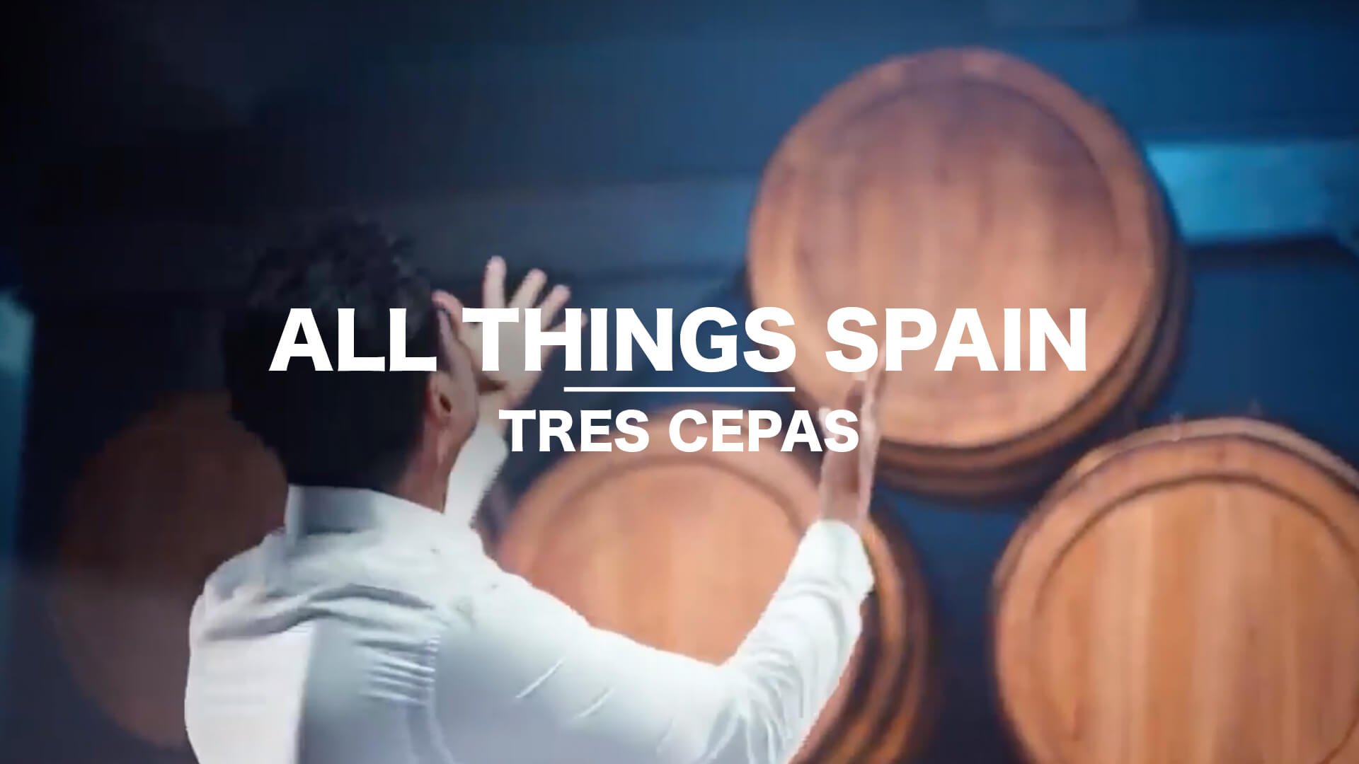 All Things Spain Tres Cepas Stamp