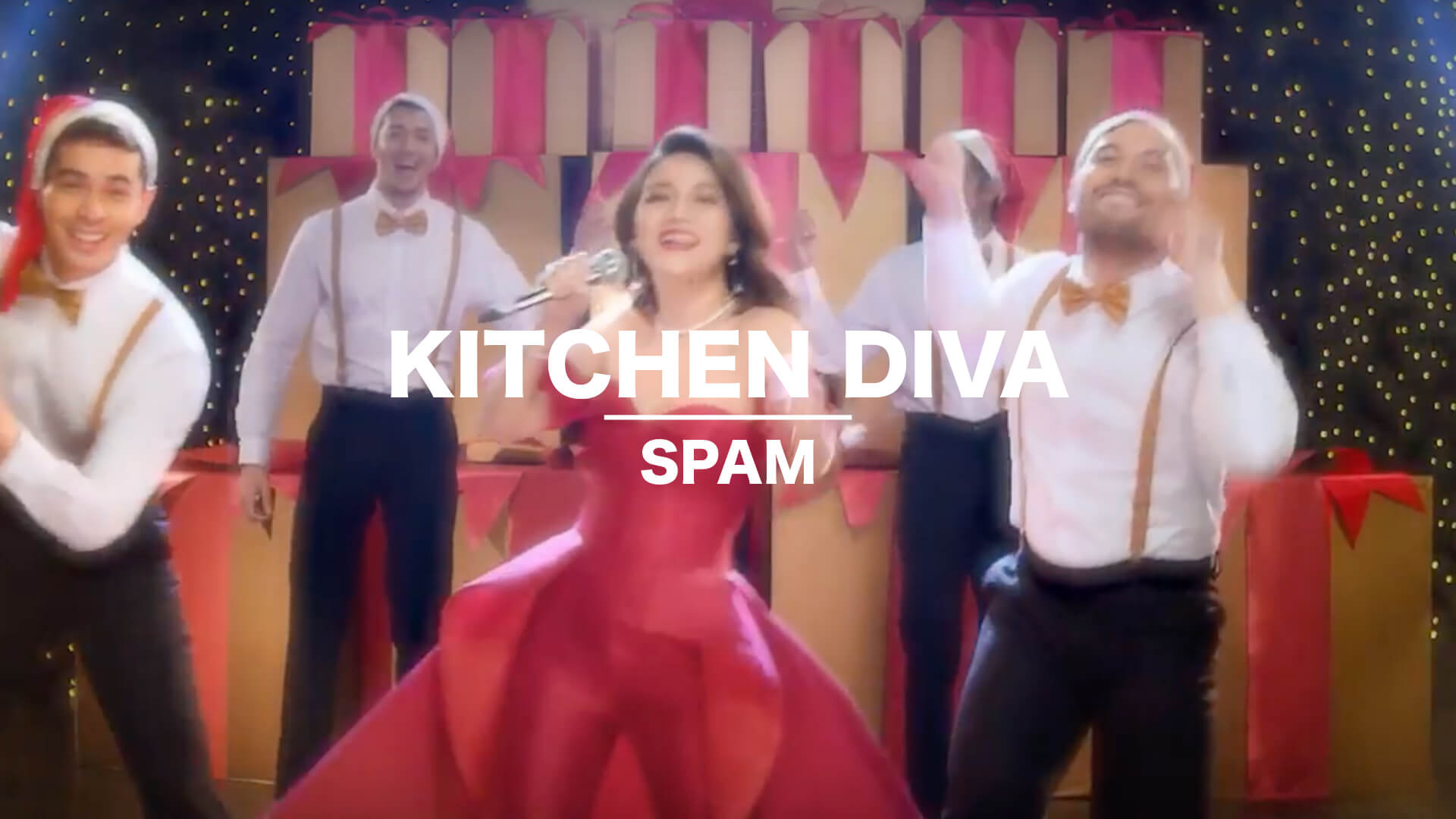 Project Kitchen Diva Spam Paella Hormel Foods TVC