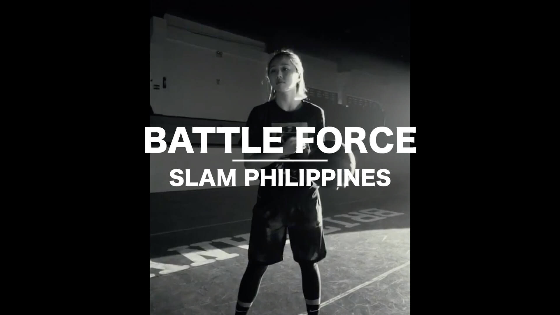 Project Battleforce Katrina Guytingco Slam Philippines