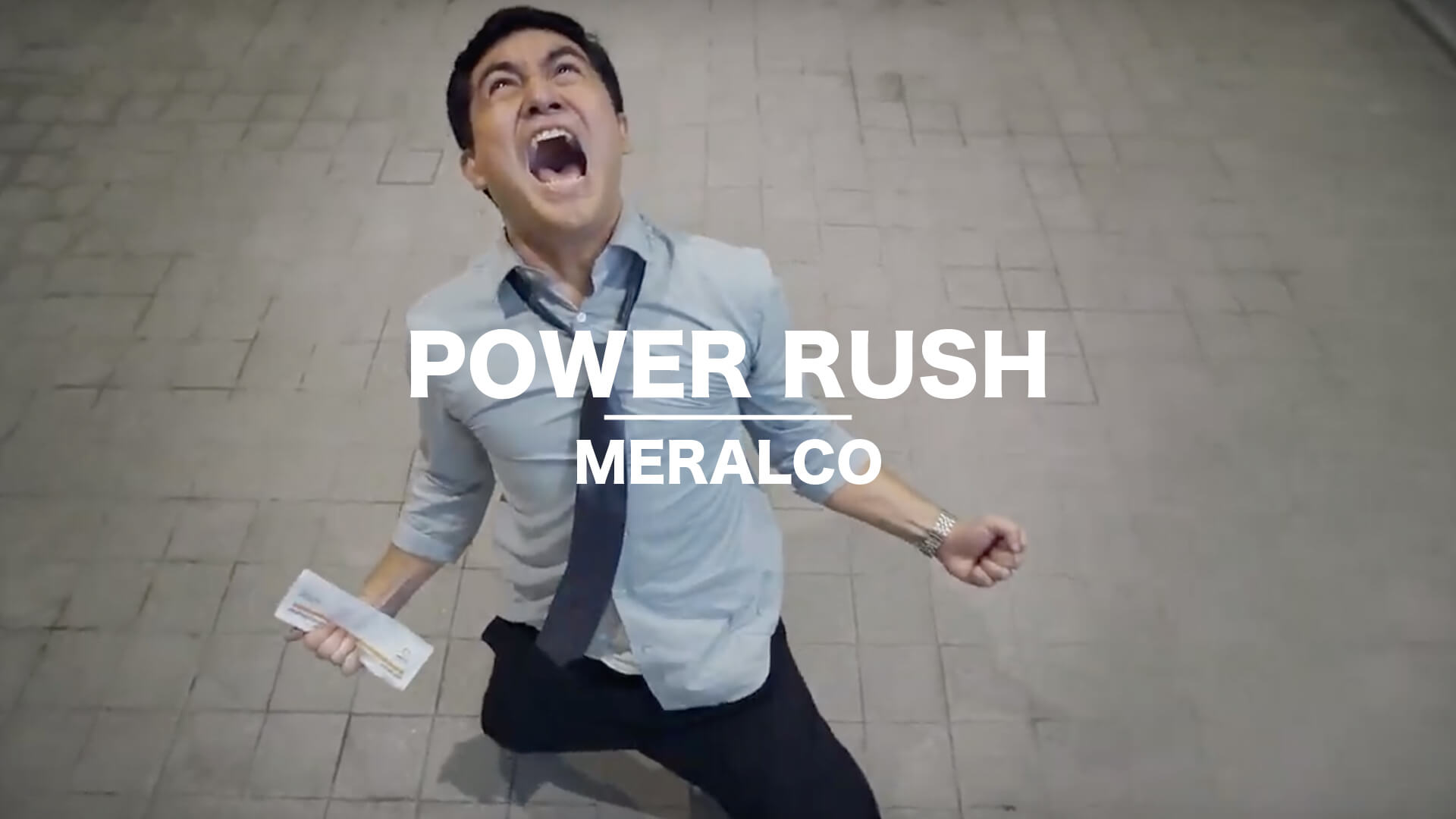Project Power Rush the Manila Electric Company Digital